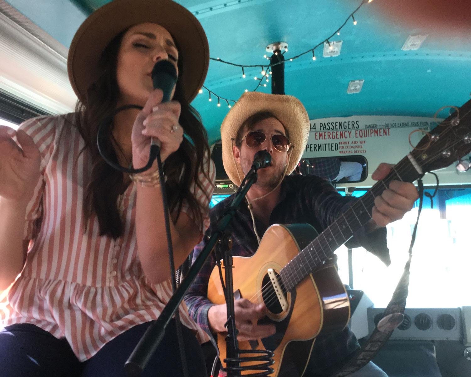 Austin Brewery Tours   Live Band on BYOB Bus   Twisted Texas